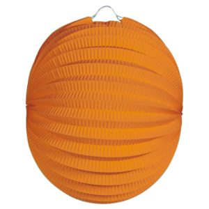 Bollampion Oranje 22 cm brandvertragend