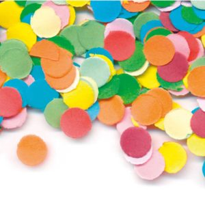 Confetti Luxe Multi Colour 1 kilo